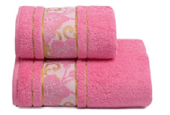 ПЦ-3501-2119 полотенце 70х130 махр г/к Orchidea цв.177 купить оптом и в розницу