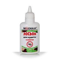 Лосьон против комаров 70мл Москилл купить оптом и в розницу