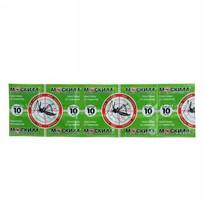 Пластины от комаров 10шт Москилл купить оптом и в розницу