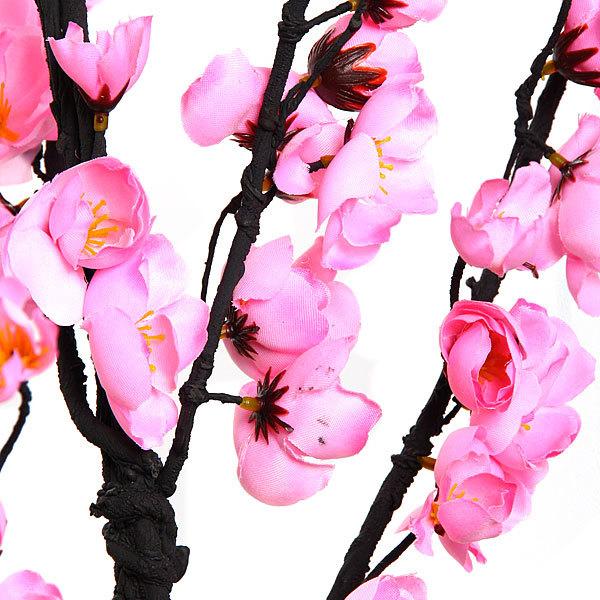 Цветок искусственный 135 см ветка Сакура купить оптом и в розницу