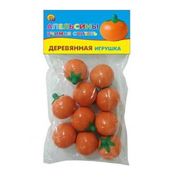 Дер. Счетный материал Апельсины ИД-1571 купить оптом и в розницу