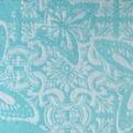 ПЦ-2602-1937 полотенце 50x90 махр п/т Macaone blu цв.10000  купить оптом и в розницу