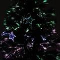 Елка светодиодная 180 см оптоволокно + 28 звезд купить оптом и в розницу
