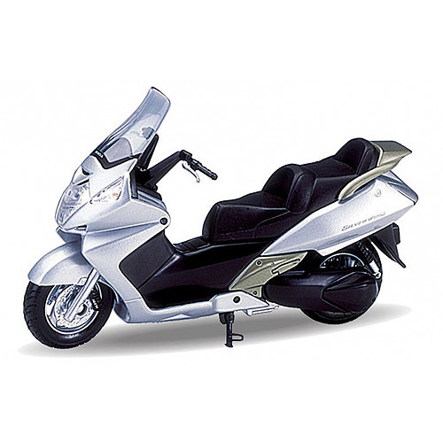 Модель Мотоцикл/Honda Siver Wing 12165Р 1:18 купить оптом и в розницу
