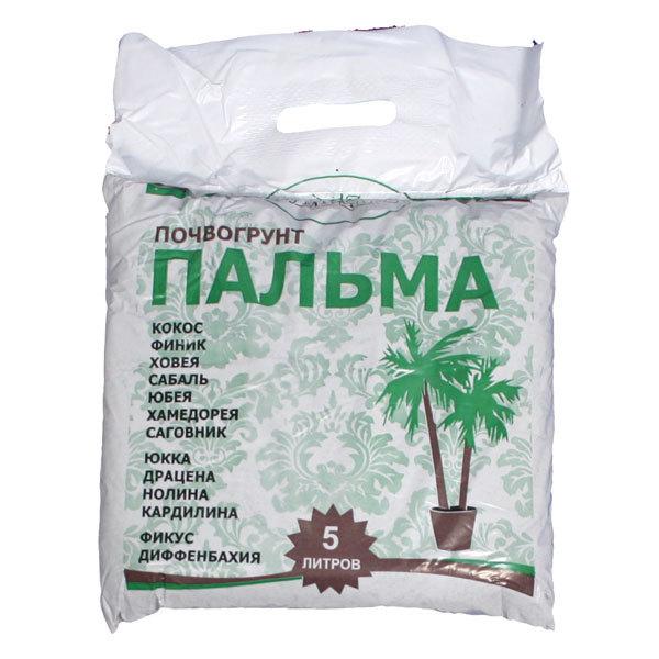 Почвогрунт для пальмы 5 л Гумимакс купить оптом и в розницу