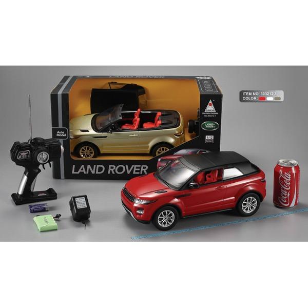 Машина р/у 1:12 300212-1-QX LAND ROVER с аккум. в кор. купить оптом и в розницу