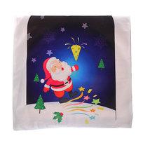 Наволочка декоративная 40*40см ″Дед Мороз″ купить оптом и в розницу