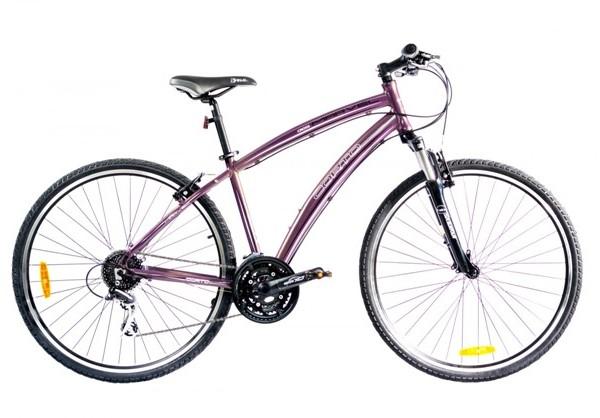 Велосипед Corto MARVEL 17″ бордовый/purple (15138-29-2) купить оптом и в розницу