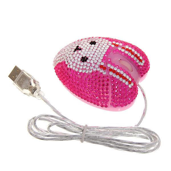 Мышь для компьютера Т-М-17 заяц купить оптом и в розницу