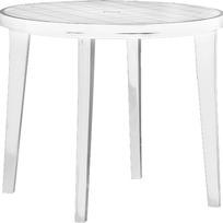 Стол LISA  Curver белый90*73*70 купить оптом и в розницу