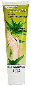 Крем для рук ИРИС ″Алоэ-глицериновый″ туба 100мл. купить оптом и в розницу