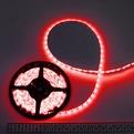 Лента светодиодная 5м*10мм, 60 ламп LED на 1м, красная,самоклейка,12В, степень защиты IP65 купить оптом и в розницу