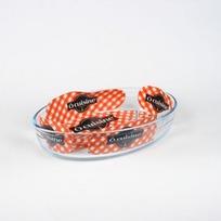 Блюдо овальное O CUISINE 30x21см (1/4) купить оптом и в розницу
