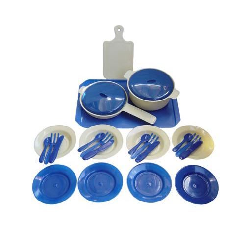 Набор посуды Кухонный 26пр У525 /15/ купить оптом и в розницу