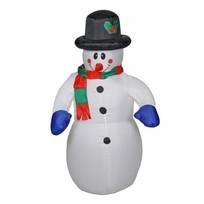 Фигура надувная ″Снеговик″ 1,2м купить оптом и в розницу