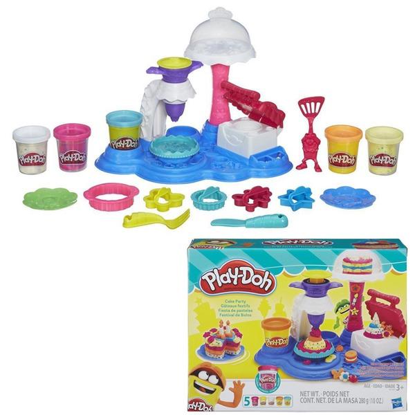 Play-Doh Набор Сладкая вечеринка В3399 купить оптом и в розницу
