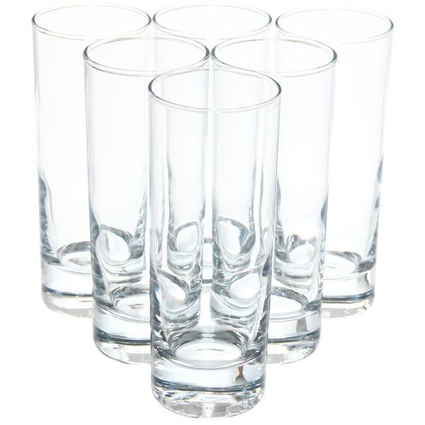 Набор стаканов для коктейля 6шт 210мл ″Сайд″ (1/8) 42438 купить оптом и в розницу