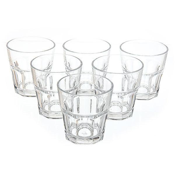 Набор стаканов для сока 6шт 205мл ″Касабланка″ купить оптом и в розницу