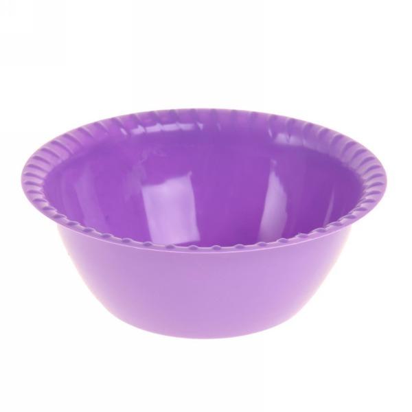 Миска-салатница пластиковая 0.8л малая купить оптом и в розницу