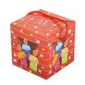 Коробка подарочная 7150С (12*12*12см) купить оптом и в розницу