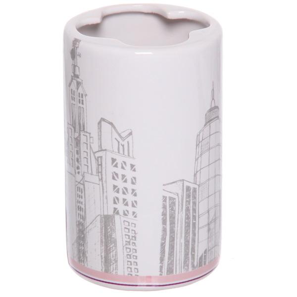 Набор для ванной из 4-х предметов керамический 15800-112A купить оптом и в розницу
