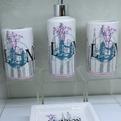 Набор для ванной из 4-х предметов керамический 15800-112B купить оптом и в розницу