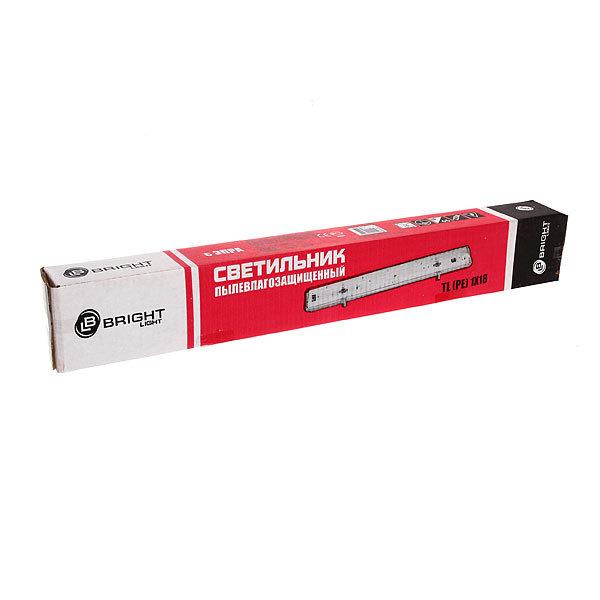 Светильник люминисц. IP65 1*18 TL(PE) BrightLight купить оптом и в розницу