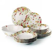 Набор столовой посуды 19 предметов ″Мидоу″ DM9373 купить оптом и в розницу