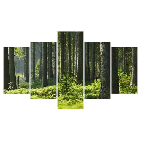 Картина модульная полиптих 75*130 Природа диз.28 82-02 купить оптом и в розницу