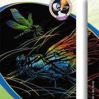 Набор ДТ Гравюра Яркие стрекозы Гр-143 Lori купить оптом и в розницу