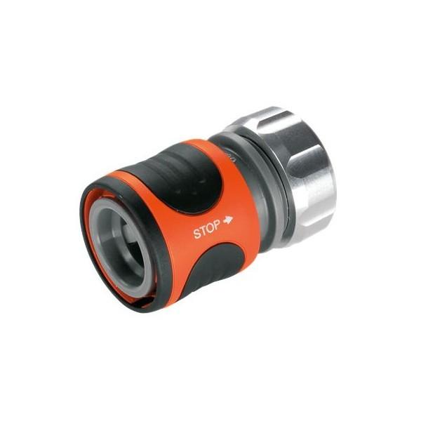 Коннектор с автостопом Premium 1/2″ GARDENA 08168-20.000.00 купить оптом и в розницу
