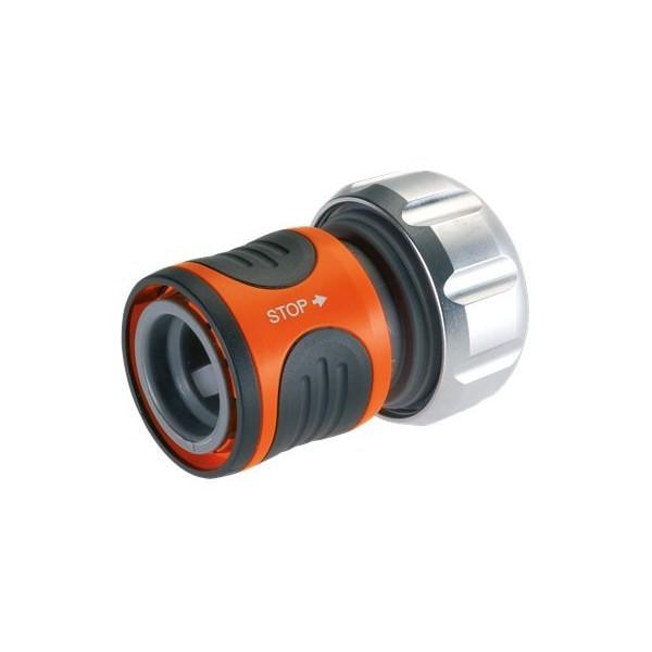 Коннектор с автостопом Premium 3/4″ GARDENA 08169-20.000.00 купить оптом и в розницу