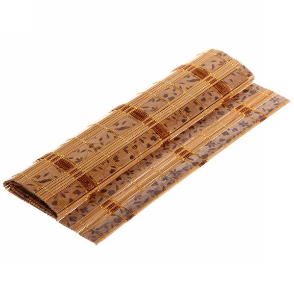 Салфетка на стол 30*45см бамбуковая микс рисунки купить оптом и в розницу