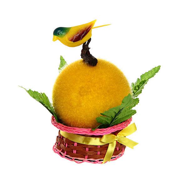 Фигурка ″Птица певчая″ на шаре 327A-1 купить оптом и в розницу