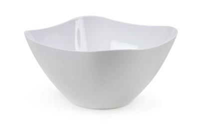 Салатник Рондо 1л. (снежно-белый)*44 купить оптом и в розницу