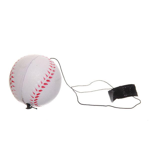Мяч антистресс Набор по 12шт. Спортивные мячи 6,3см с резинкой (цена за набор) купить оптом и в розницу