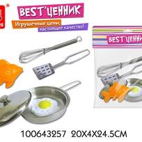 """Набор посуды 60465EJR BEST""""ценник в пак. СМАЙЛЦЕНА купить оптом и в розницу"""