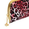 Кошелек женский лаковый ″Адель - звериный прин″ цвет в ассортименте, 5 отделений, в подарочной коробке купить оптом и в розницу