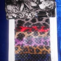 Кошелек женский ″Леопардовый узор″ разноцветный, 3 отделения 18*8,5 купить оптом и в розницу