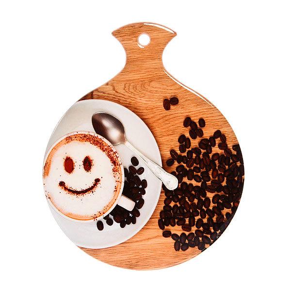 Подставка керамическая 15*18 см ″Кофе″ в ассортименте купить оптом и в розницу