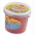 Набор ДТ Домашняя песочница Красный песок 1 кг Дп-013 Lori купить оптом и в розницу