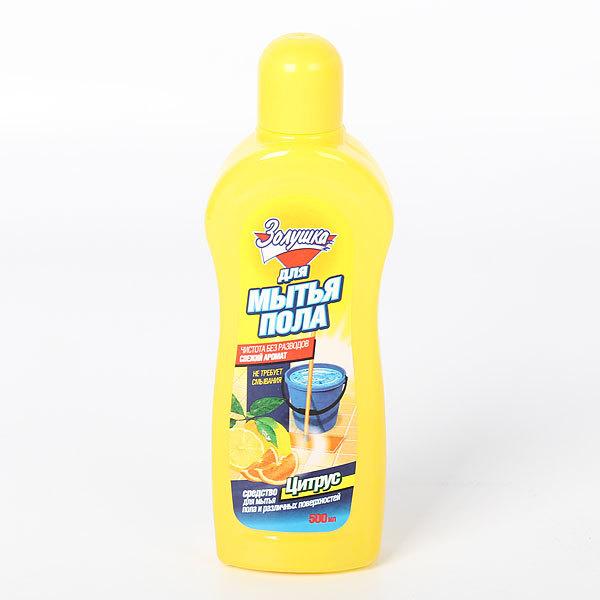 Средство для мытья полов ЗОЛУШКА Цитрус 500мл М09-1 купить оптом и в розницу