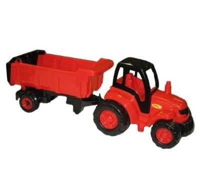 Трактор Чемпион с полуприцепом 0445 П-Е /4/ купить оптом и в розницу