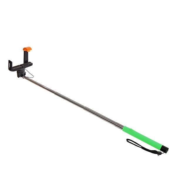 Монопод для селфи, цвет зеленый TD 0331 купить оптом и в розницу