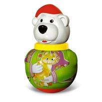 Неваляшка Белый медведь Борис мал. 01737 п/п /14/ купить оптом и в розницу