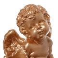 Фигурка Ангел с чашей (золото) 30см. купить оптом и в розницу