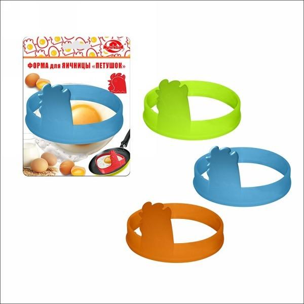 Форма для приготовления яиц ″Петушок″, круглая купить оптом и в розницу