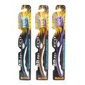 Зубная щетка средней жесткости ″Антибактериальная 4D″ Ag+ нано-серебро 25/16 купить оптом и в розницу