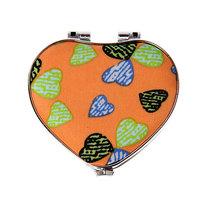 Зеркало косметическое ″Сердечки″ сердце 7,5*7 195-10 купить оптом и в розницу
