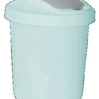 """Контейнер для мусора """"Ориджинал"""" 12 л голубой пастельный  * 8 купить оптом и в розницу"""